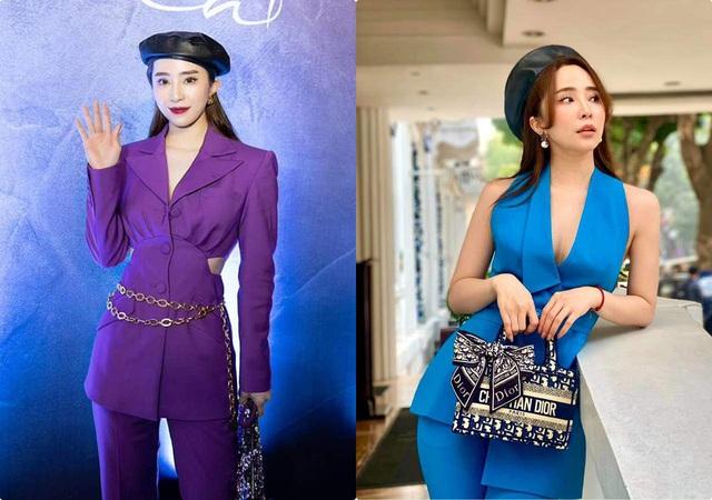 Quỳnh Nga-Lã Thanh Huyền nắm tay lên đời phong cách U40 - Ảnh 11.