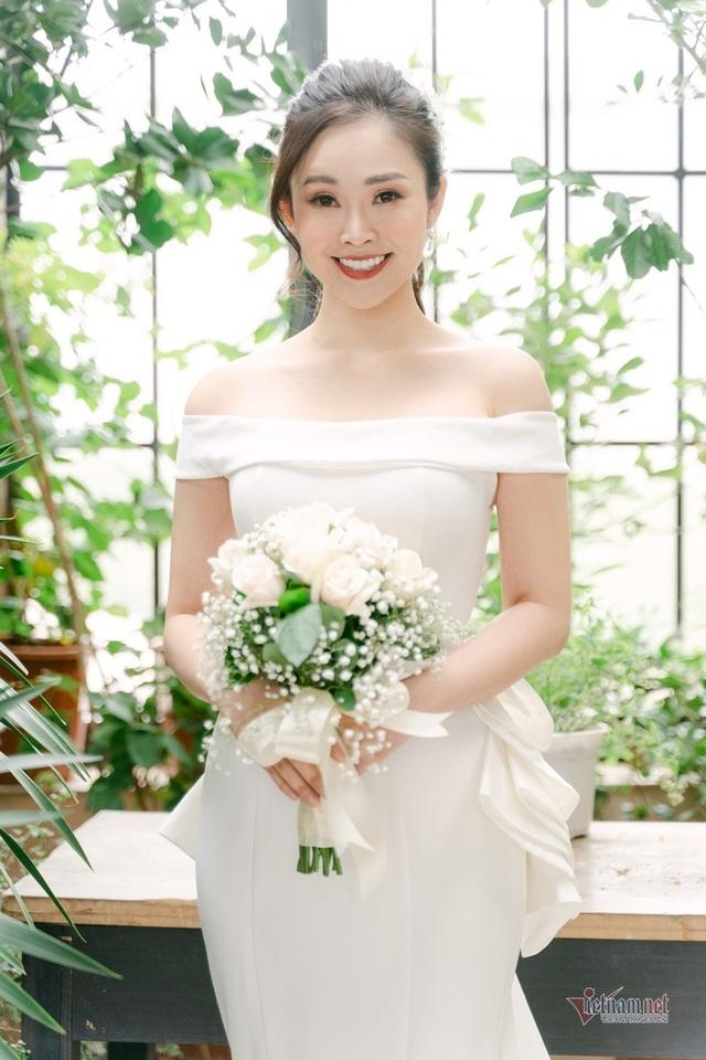 عکس عروسی MC Thuy Linh VTV و همسرش 5 سال بازیگر جوان تر - عکس 6.