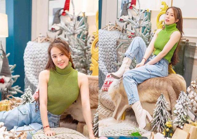 Quỳnh Nga-Lã Thanh Huyền nắm tay lên đời phong cách U40 - Ảnh 9.