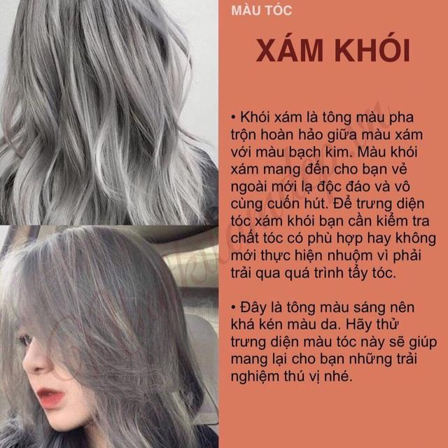 8 màu tóc đẹp lạ cho nàng đi chơi Tết 2021, nàng nên chọn màu phù hợp ngay từ bây giờ kẻo muộn - Ảnh 5.