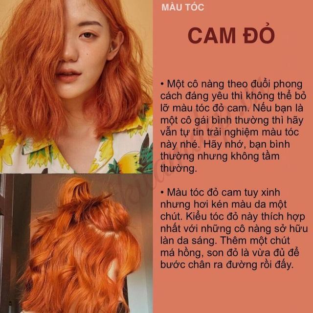 8 màu tóc đẹp lạ cho nàng đi chơi Tết 2021, nàng nên chọn màu phù hợp ngay từ bây giờ kẻo muộn - Ảnh 4.