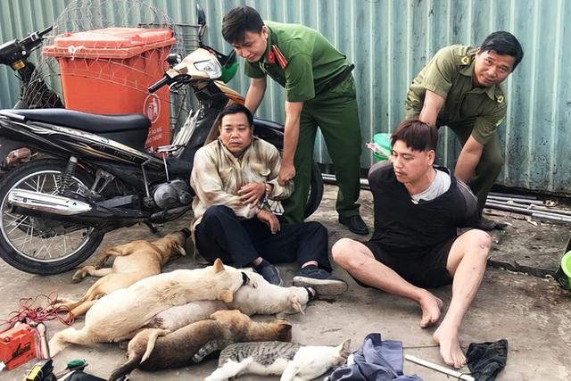پلیس مخفی دو سارق سگ را دستگیر کرد - عکس 1.