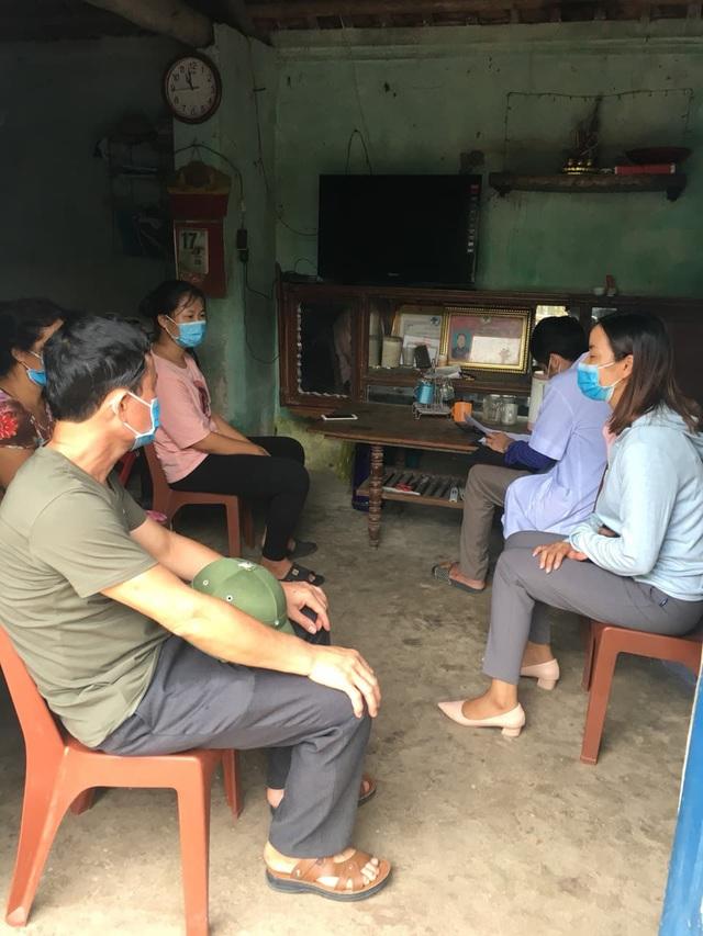 Thanh Hoa: 25 نفر باید منزوی شوند زیرا در معرض F1 بودند تا برای جشن سالگرد مرگ خود به خانه برگردند - عکس 2.
