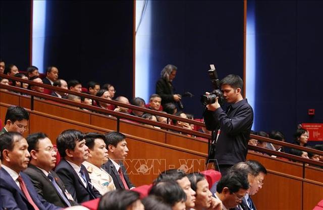 Báo chí đóng góp vào thành công của Đại hội ĐảngXIII  - Ảnh 3.