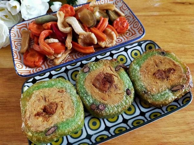 Nhà còn nhiều bánh chưng, các chị em làm theo cách này là có món bánh chưng rán giòn tan lại nhàn tênh - Ảnh 17.