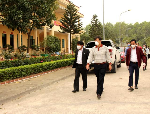 دانشیار دکتر Tran Nhu Duong: منطقه قرنطینه یک خط مقدم بسیار مهم است - عکس 6.
