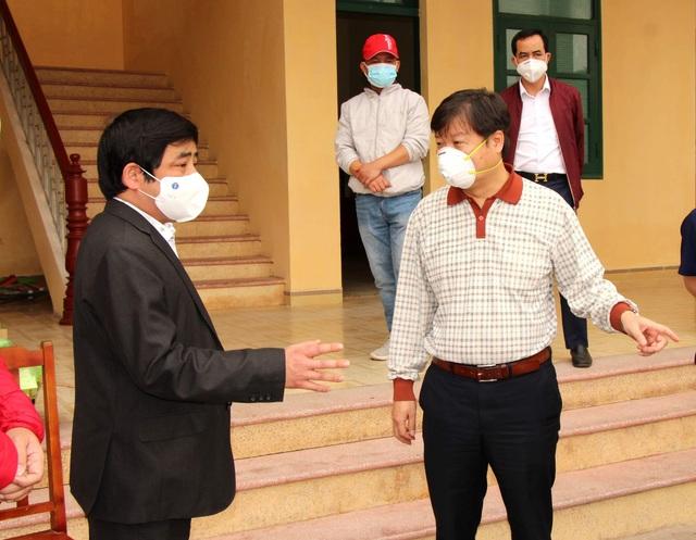 دانشیار دکتر Tran Nhu Duong: منطقه قرنطینه یک خط مقدم بسیار مهم است - عکس 5.