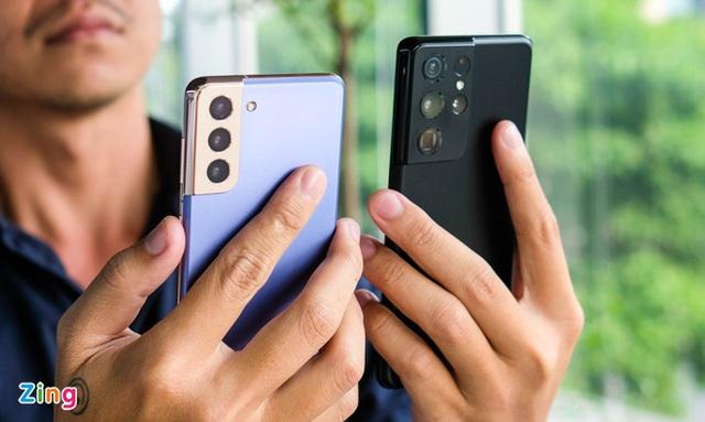 Loạt smartphone cao cấp đang có giá tốt ở Việt Nam - Ảnh 2.