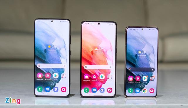 Loạt smartphone cao cấp đang có giá tốt ở Việt Nam - Ảnh 1.