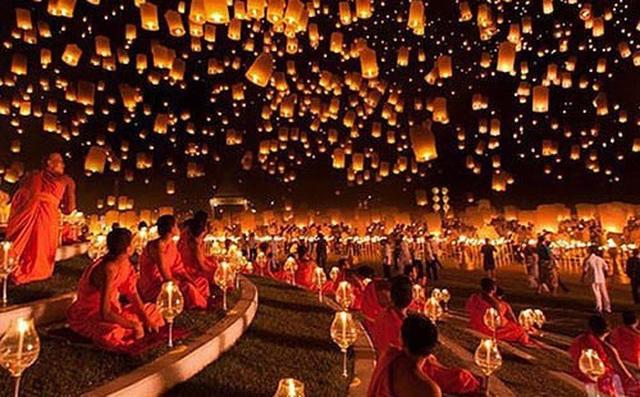 Vì sao lễ Phật quanh năm không bằng ngày Rằm tháng Giêng? - Ảnh 4.
