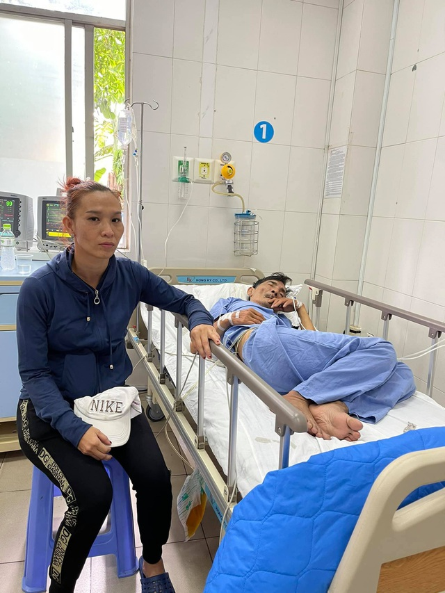 Hành động đẹp của nghệ sĩ Việt khi diễn viên Thương Tín đột quỵ, gặp khó khăn về viện phí - Ảnh 2.