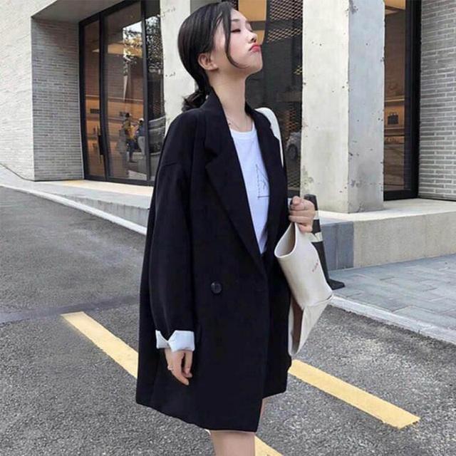 3 kiểu áo blazer không thể thiếu trong tủ đồ mùa Xuân Hè của nàng công sở - Ảnh 10.