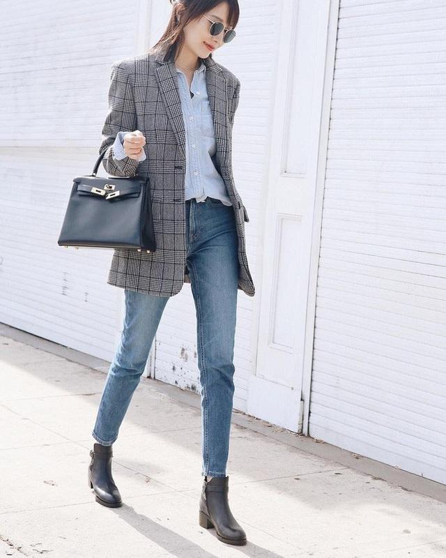 3 kiểu áo blazer không thể thiếu trong tủ đồ mùa Xuân Hè của nàng công sở - Ảnh 6.