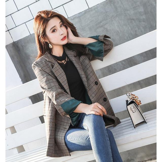 3 kiểu áo blazer không thể thiếu trong tủ đồ mùa Xuân Hè của nàng công sở - Ảnh 5.