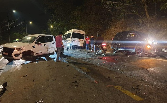Thông tin mới nhất về vụ tai nạn giao thông kinh hoàng trên đèo Bảo Lộc - Ảnh 2.