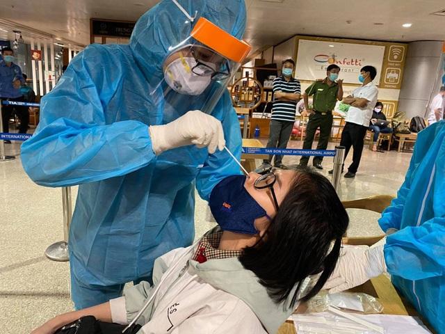 45 ca mắc COVID-19 mới tại Hà Nội, TP.HCM và 3 tỉnh khác - Bộ Y tế - Trang  tin về dịch bệnh viêm đường hô hấp cấp COVID-19
