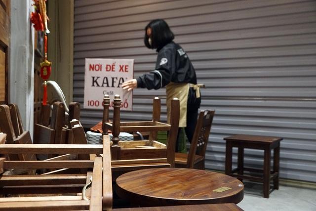 Hà Nội: Nhà hàng, quán cà phê xuyên đêm chuẩn bị cho ngày đầu hoạt động trở lại - Ảnh 6.