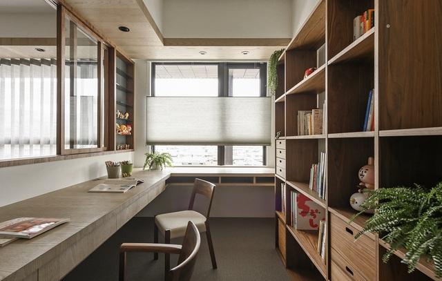Bất ngờ với diện tích 42m², căn hộ sau cải tạo vẫn đầy đủ công năng và tiện ích - Ảnh 11.