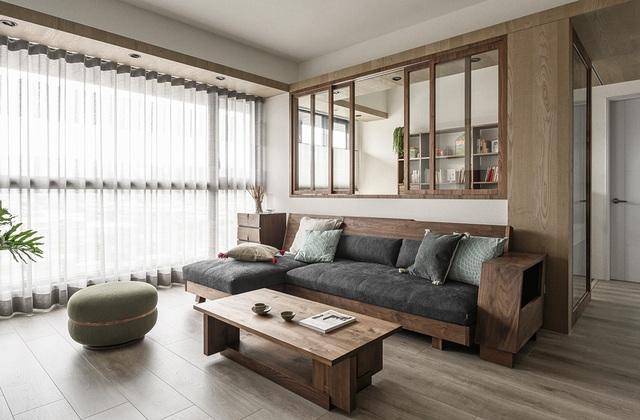 Bất ngờ với diện tích 42m², căn hộ sau cải tạo vẫn đầy đủ công năng và tiện ích - Ảnh 7.