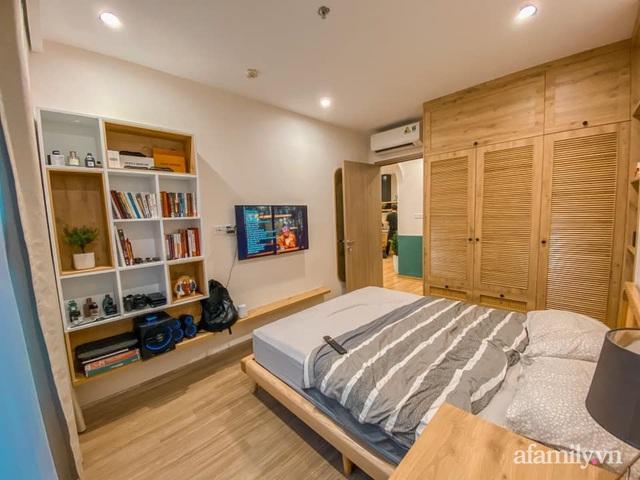 Trai độc thân Hà Nội mạnh tay chi 500 triệu để sở hữu không gian sống 60m² đẹp từng centimet - Ảnh 9.