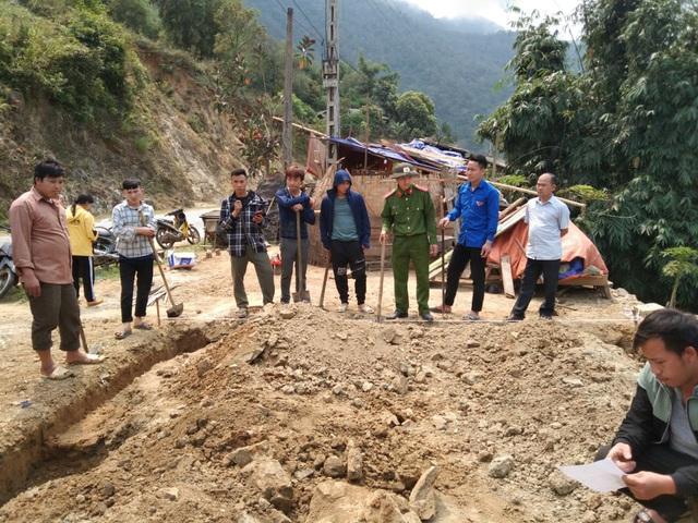 600 hộ nghèo vùng cao Mường Lát, Thanh Hóa chuẩn bị có nhà mới - Ảnh 1.