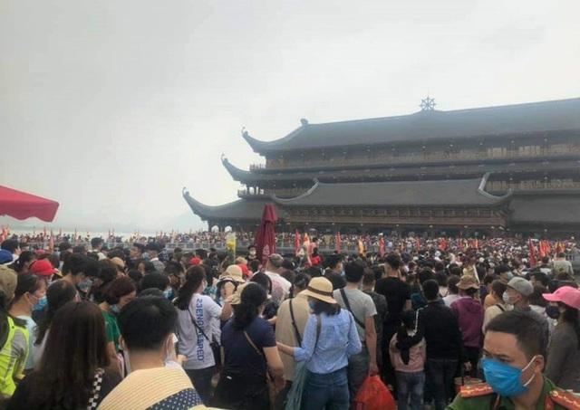 Bộ VHTT&DL ra công văn chỉ đạo sau vụ vỡ trận chùa Tam Chúc - Ảnh 2.