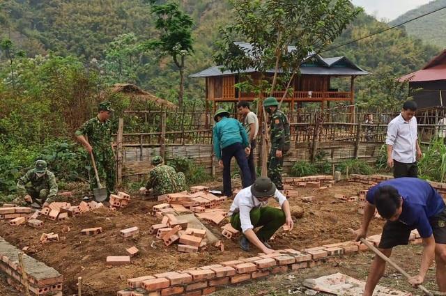 600 hộ nghèo vùng cao Mường Lát, Thanh Hóa chuẩn bị có nhà mới - Ảnh 2.