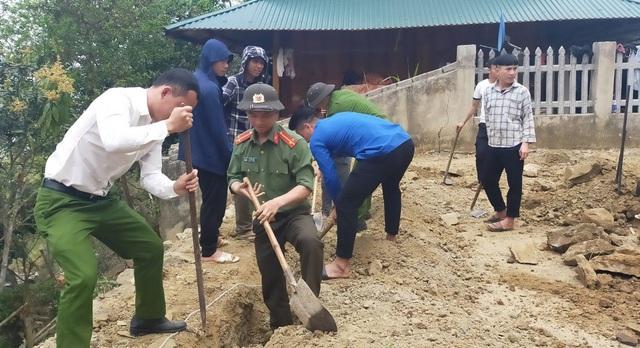 600 hộ nghèo vùng cao Mường Lát, Thanh Hóa chuẩn bị có nhà mới - Ảnh 4.