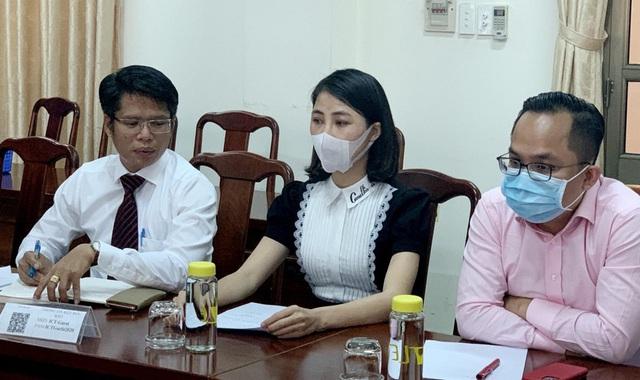 Thơ Nguyễn xin dừng buổi làm việc giữa chừng vì sức khỏe không tốt - Ảnh 1.