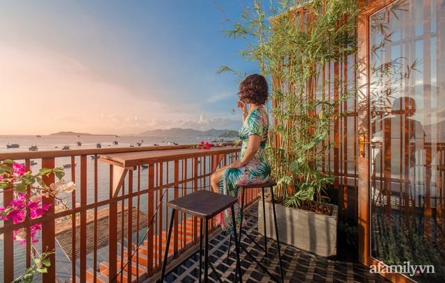 Căn nhà gói ghém bình yên với tiếng sóng biển vỗ về ở làng chài cách thành phố Nha Trang 15km - Ảnh 9.