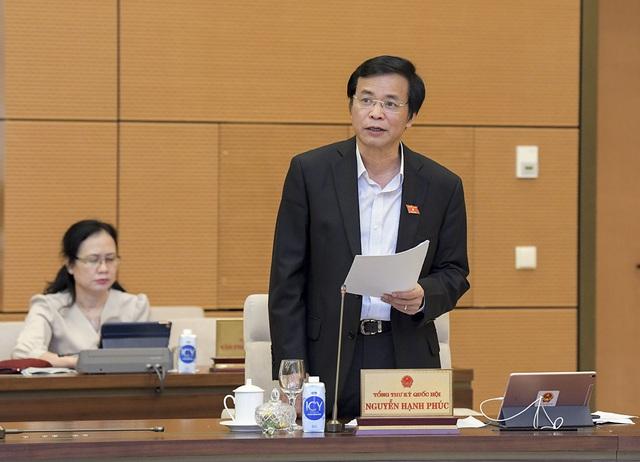 Nhiệm kỳ Quốc hội khóa XIV đã xem xét, quyết định nhiều quyết sách quan trọng của đất nước - Ảnh 3.