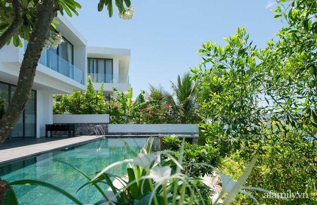 Ngôi nhà hướng biển đẹp lịm tim với bể bơi vô cực ở Nha Trang - Ảnh 13.