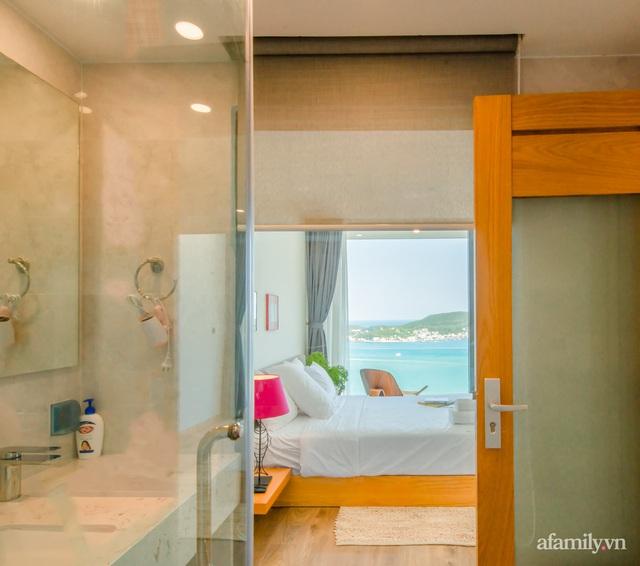 Ngôi nhà hướng biển đẹp lịm tim với bể bơi vô cực ở Nha Trang - Ảnh 23.