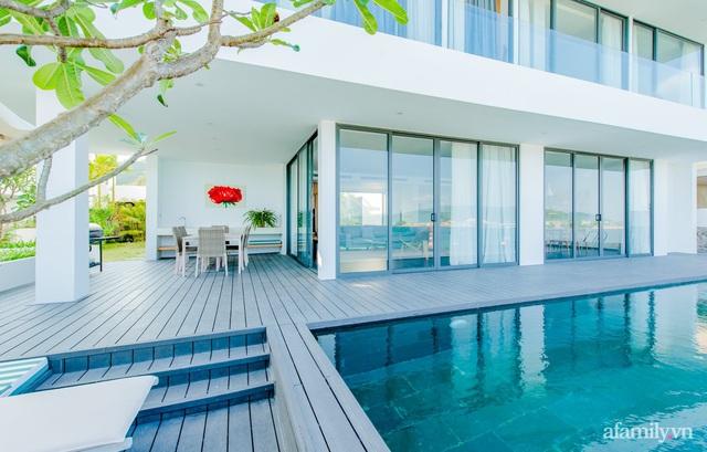 Ngôi nhà hướng biển đẹp lịm tim với bể bơi vô cực ở Nha Trang - Ảnh 4.