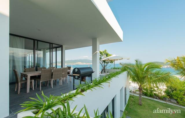 Ngôi nhà hướng biển đẹp lịm tim với bể bơi vô cực ở Nha Trang - Ảnh 8.