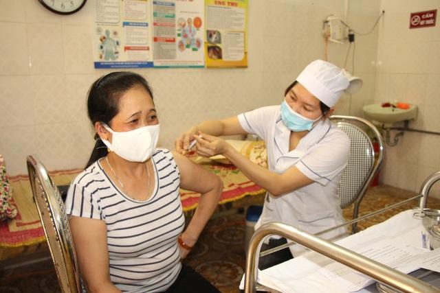 Hải Dương: Xuất hiện trường hợp F1, một xã ở huyện Ninh Giang cho học sinh tạm thời nghỉ học - Ảnh 3.
