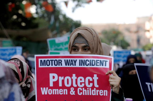 Pakistan tử hình 2 gã cưỡng hiếp người mẹ trước mặt 2 con - Ảnh 1.