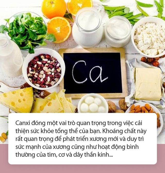 Phụ nữ trên 40 tuổi cần có 8 loại vitamin để trẻ khỏe, dẻo dai: Tiết lộ nguồn thực phẩm bổ sung tốt nhất - Ảnh 3.
