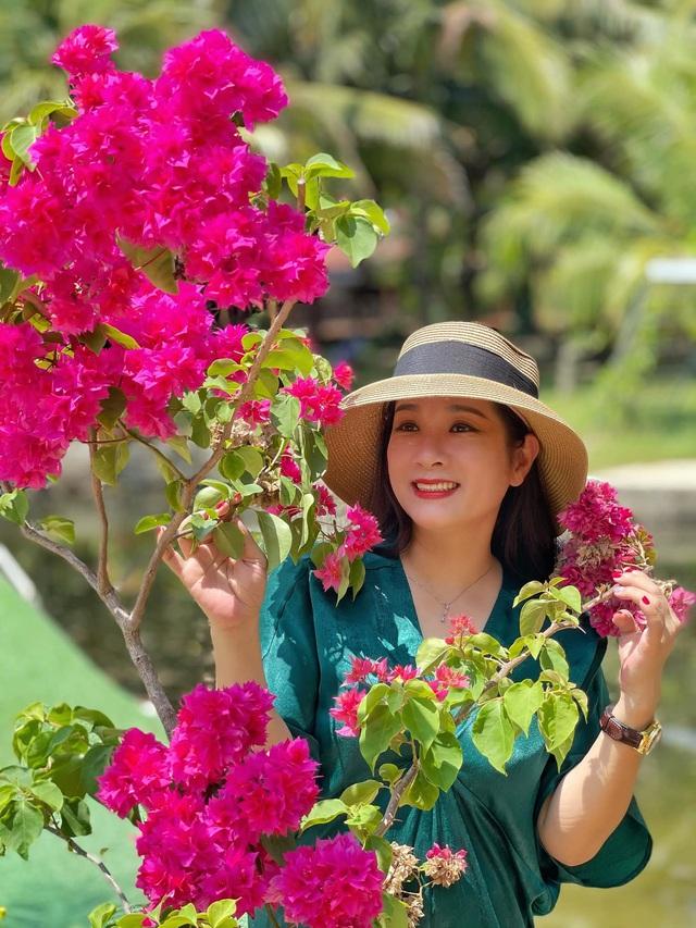 Vẻ trẻ trung xinh đẹp của Thanh Thanh Hiền dù đã ngoài 50 - Ảnh 5.