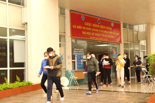 TIN VUI: 7 huyện ở Hải Dương không còn trường hợp F1 cách ly tập trung  - Ảnh 3.