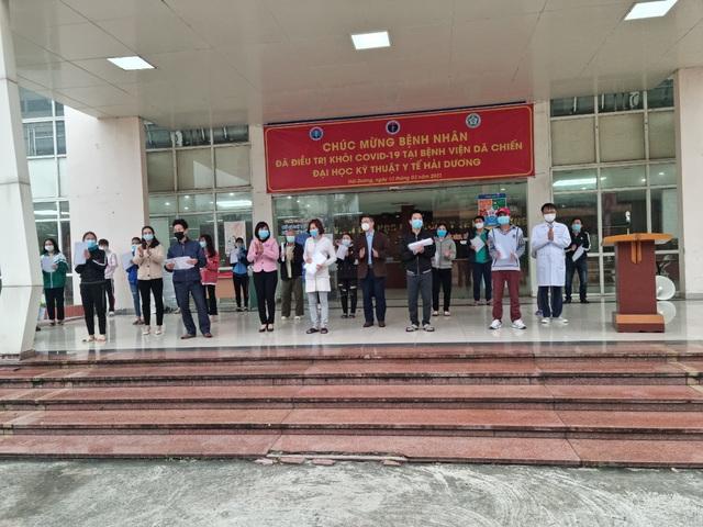 TIN VUI: Bệnh viện Dã chiến số 2 công bố 24 bệnh nhân khỏi COVID-19 - Ảnh 4.