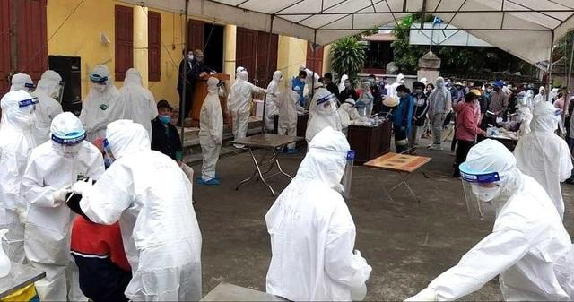 KHẨN: Những ai đến 5 địa điểm tại huyện Kim Thành khẩn trương khai báo y tế - Ảnh 4.
