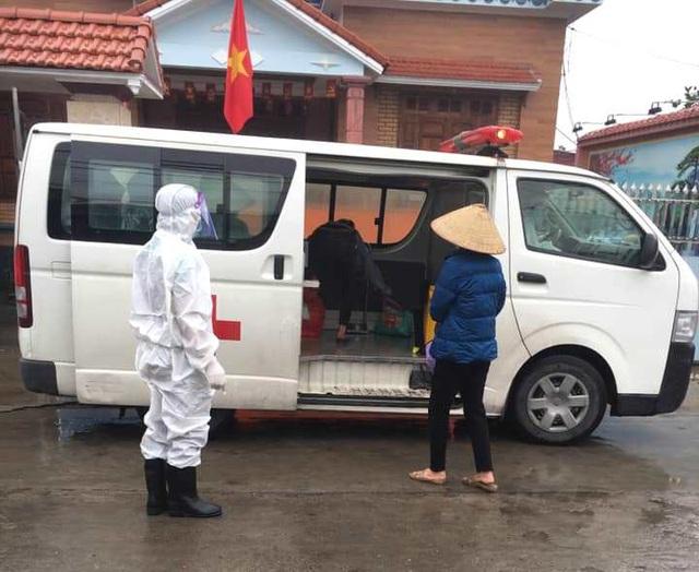 KHẨN: Những ai đến 5 địa điểm tại huyện Kim Thành khẩn trương khai báo y tế - Ảnh 3.