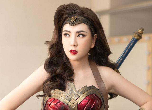 MC Mai Ngọc sẽ hóa thân thành nữ chiến binh xuất hiện trên VTV - Ảnh 2.