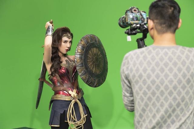 MC Mai Ngọc sẽ hóa thân thành nữ chiến binh xuất hiện trên VTV - Ảnh 3.