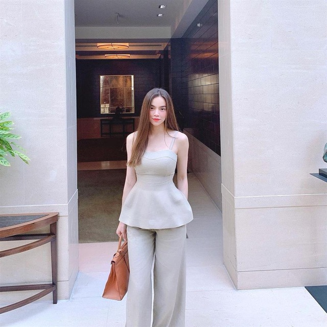 Dáng chuẩn người mẫu, cân được muôn kiểu quần dài nhưng chân ái thực sự của Hồ Ngọc Hà chỉ có 4 kiểu sau - Ảnh 13.