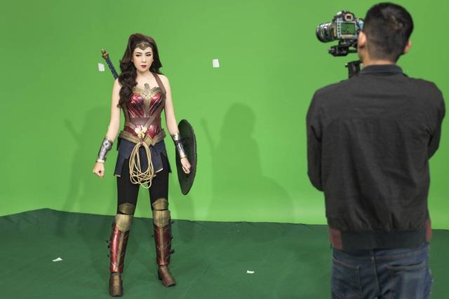 MC Mai Ngọc sẽ hóa thân thành nữ chiến binh xuất hiện trên VTV - Ảnh 4.