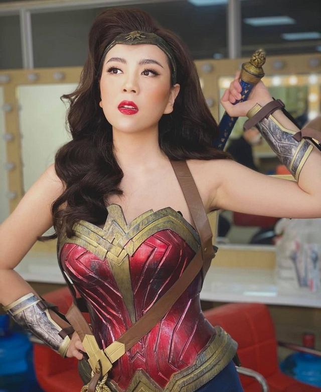 MC Mai Ngọc sẽ hóa thân thành nữ chiến binh xuất hiện trên VTV - Ảnh 5.