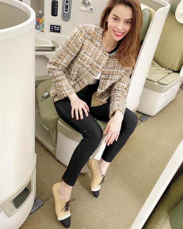 Dáng chuẩn người mẫu, cân được muôn kiểu quần dài nhưng chân ái thực sự của Hồ Ngọc Hà chỉ có 4 kiểu sau - Ảnh 7.