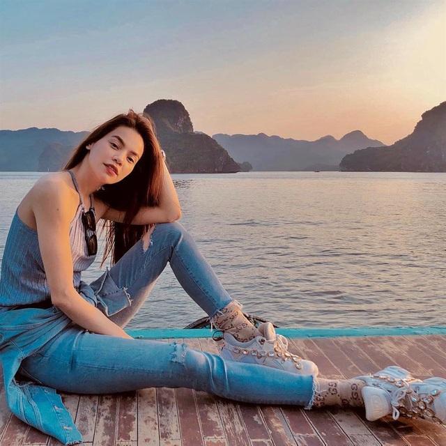 Dáng chuẩn người mẫu, cân được muôn kiểu quần dài nhưng chân ái thực sự của Hồ Ngọc Hà chỉ có 4 kiểu sau - Ảnh 9.